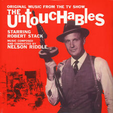 "NELSON RIDDLE: ""The Untouchables"" - OST - Cool Jazz Vinyl LP - Sealed / NEW!!!"