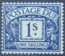 GB POSTAGE DUE 1936 E8R 1/-  SG25 UNMOUNTED MINT CAT £25