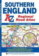 Southern England Regional Road Atlas (A-Z Regional Road Atlas) by Geographers A-