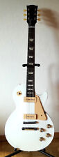 Gibson Les Paul 60s Tribute weiß mit Gibson Gigbag