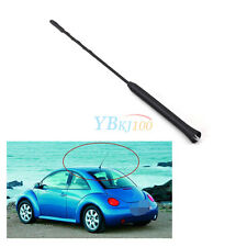 "11"" Universal Car Antenna Aerial AM FM Radio Replacement Roof Booster Black AP"