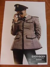 SHINee - [JONGHYUN] Everybody [OFFICIAL] POSTER K-POP *NEW*