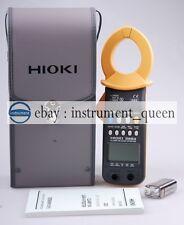 HIOKI 3283 CLAMP ON LEAK HiTESTER 1mA to 200A AC Leakage Current Clamp Meter
