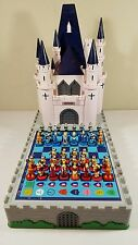 Novag Disney Magic Castle 4-in-one electronic chess checkers bingo tic tac toe