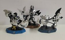 Skylanders Imaginators Dark Edition Wolfgang Golden Queen King Pen Figure Lot