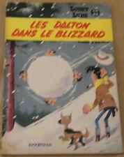 Lucky Luke -22- / Les Dalton dans le blizzard / EO 1963/  BE