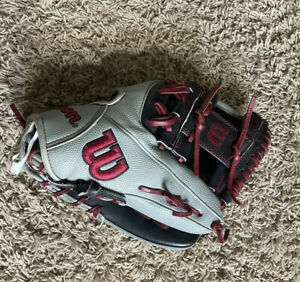 2021 Wilson A2000 DP15SS Pedroia Fit 11.5 Baseball Glove WBW100109115 Excellent