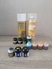 Lot de peintures Citadel The Army Painter pour Wargame Warhammer