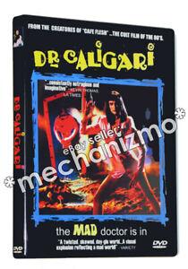 DR. CALIGARI DVD (1989) Madeleine Reynal Laura Albert Café Flesh