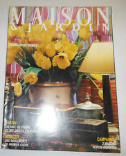 Maison & Jardin French Magazine L'Astrologie Gagne Chambres June 1985 101414R1