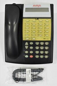 Avaya Euro Series 2 Partner 18D Black Telephone 700340193