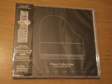 FINAL FANTASY IX PIANO COLLECTIONS SOUNDTRACK MUSIC CD - NEW AND SEALED