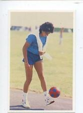 Scarce Trade Card of Gabriela Sabatini, Tennis 1991 Series 2