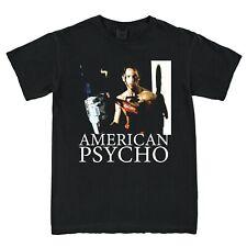 New American Psycho Movie Chainsaw Vintage Retro Unisex T-Shirt