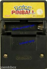 GAME BOY jeu POKEMON PINBALL flipper testé cartouche console Nintendo color sp