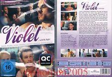 DVD R2 VIOLET TENDENCIES (2010) Mindy Cohn Marcus Patrick Gay Queer Region 2 NEW