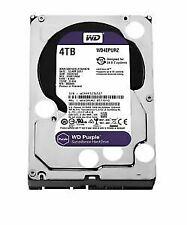 WD Purple WD40PURX 4TB 3.5 Surveillance Hard Disk Drive Intellipower 6Gb/s DVR