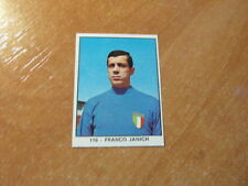 calciatori CAMPIONI DELLO SPORT PANINI FOOTBALL Circa. 1970 FRANCO JANICH