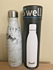 Swell Vacuum Insulated Stainless Steel Water Bottle 17oz WHITE BIRCH