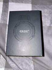 Reloj Inteligente Original Grde Reloj GPS 5ATM Impermeable para iPhone Samsung negro