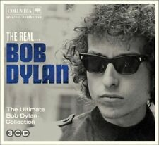 Bob Dylan Real... Bob Dylan -Digi- Real... Bob Dylan -Digi- 3 CD album NEW seale