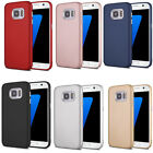 For Samsung Galaxy S7 Shockproof Hybrid Matte TPU Soft Case Cover