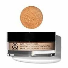 New ListingGot You Covered Mineral Powder Foundation Spf 15 Sunscreen, Almond #6627