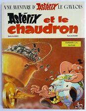 BD ALBUM ASTERIX - ET LE CHAUDRON - EO 1T 1969 - UDERZO