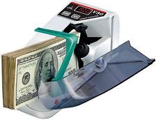 Maquina De Contar Dinero Contador Billetes Para Detección UV Falsificación New