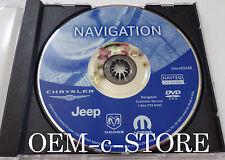 Chrysler Town Country 300 300C RB1 REC Navigation DVD Map 2004 '05'06'07 ~AE