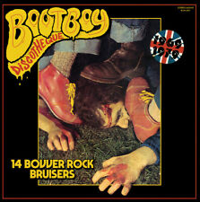 Various ‎– Bootboy Discotheque 1969-1979 LP Punk Glam Ska Pub Rock Psychedelic
