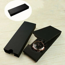 Hot Fashion Carton Box For Watch Folding Package Jewelry Storage Organizer Case