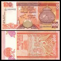 Sri Lanka 100 Rupees, 2006, P-118d, UNC