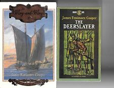 JAMES FENIMORE COOPER 10 GREAT CLASSIC TITLES