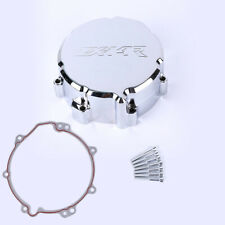Engine Stator Cover+Gasket For Kawasaki ZX14R ZZR1400 2006-2013 Chrome Left side