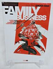 Amazing Spider-Man Family Business Waid Marvel Comics HC Hard Cover New Sealed