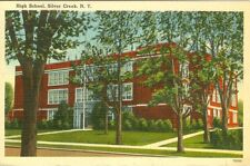 Silver Creek NY The High School 1944