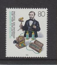 1984 WEST GERMANY MNH STAMP DEUTSCHE BUNDESPOST PHILIPP REIS  SG 2048