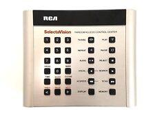 RCA SelectaVision CED Player Remote Control SJT-400