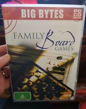 Family Board Games - PC GAME - FREE POST *