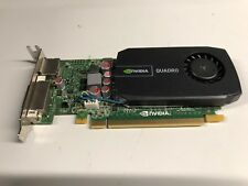 NVIDIA Quadro 600 1GB DDR3 PCIE Video Card LOW PROFILE