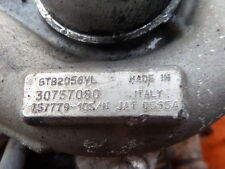 VOLVO S60 S80 V70 D5 2.4D 2006/7 TURBOCHARGER TURBO  WITH ACTUATOR 185BHP