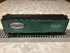 MTH Rail King O Gauge New York Central System NYC 159896 Boxcar