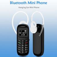 New BM70 Mini Small GSM Mobile Phone Bluetooth Dialer Cellphone Portable TB