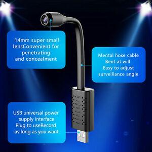 HD 1080P WiFi Camera Mini IP Kamera Wireless WLAN 4K Überwachungkamera Spycam