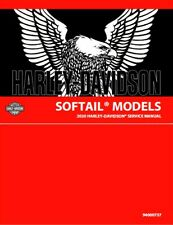 Harley Davidson 2020 Softail Models Service Manual #94000737
