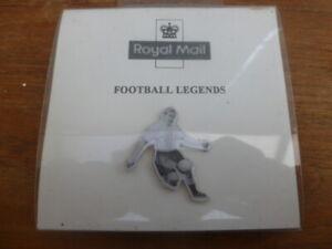ROYAL MAIL ROBERT DENNIS 'DANNY' BLANCHFLOWER FOOTBALL PIN BADGE