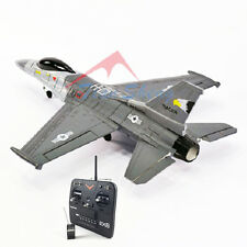 TSRC 70MM EDF F16 RC RTF Plane Model W/ Brushless Motor Servo 30A ESC Battery