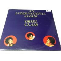 Oriel Clair An 'International Affair Rare 1968 RIM ZS7 Vinyl LP VG+/VG+
