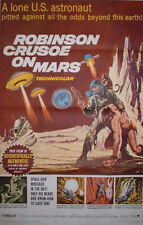 ROBINSON CRUSOE ON MARS (DVD, 1964, CHILDREN'S) ADAM WEST